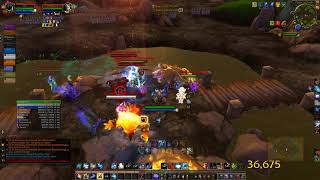 Elemental Shaman PvP WoW Legion 7.3 random RBG