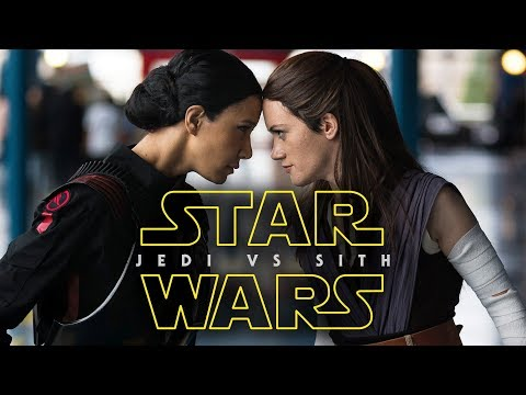 Jedi vs Sith: Episode 1 (Star Wars Challenge)