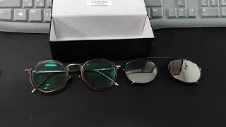 35000원에 젠틀몬스터 와 톰브라운 안경을 정품으로 …