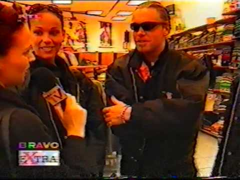 Brooklyn Bounce - Bravo tv Interview 1997 Hungary