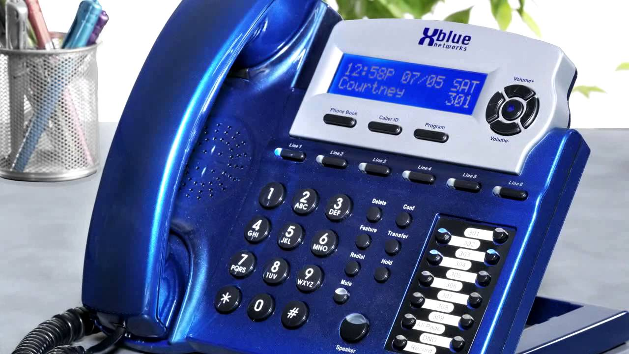 Xblue x16 digital telephone system youtube for Bhg customer service phone number