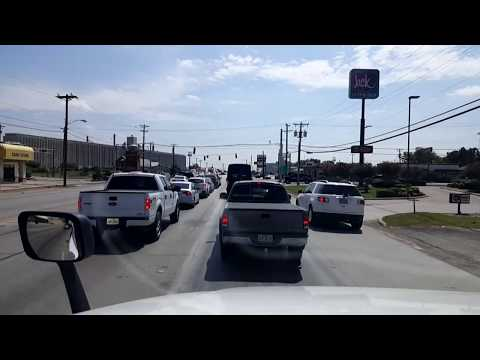 BigRigTravels LIVE! Saginaw, Texas to Oklahoma City, Oklahoma Interstate 35 North Sept. 19, 2017