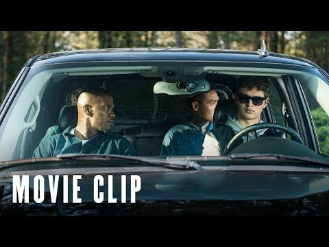Baby Driver - I'm A Driver Clip - Starring Ansel Elgort & Lily James - At Cinemas June 28