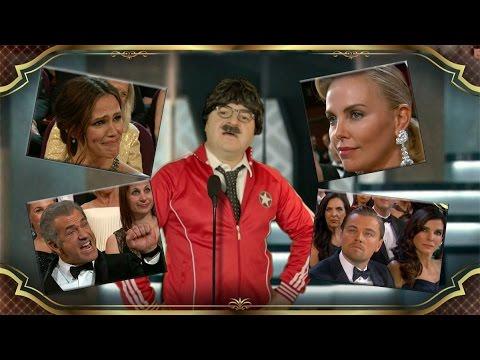 Beyaz Show - Eşofmanlı Şevket Hoca'nın Oscar Konuşması