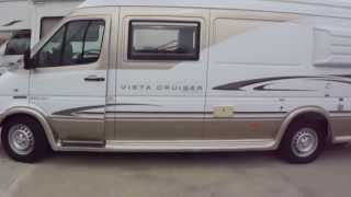2005 Vista Cruser MB Edition Class B RV | Ideal For An Intemate Vacation For Two!