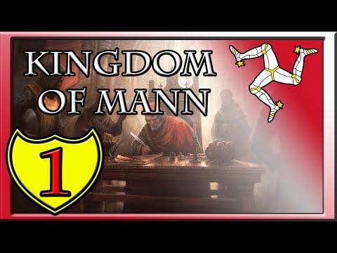 CK2 Conclave | Kingdom of Mann - Part 1