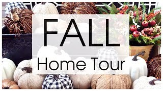 FALL HOME TOUR 2019