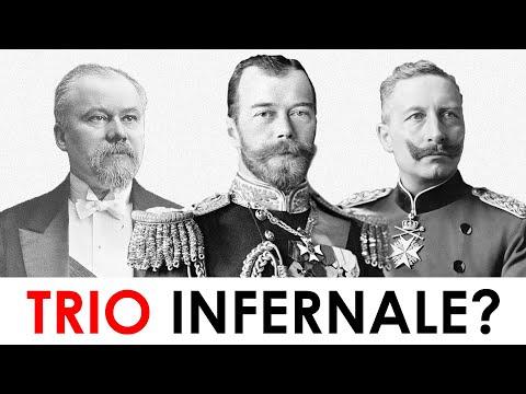 ARD/ZDF-Geschichtslüge? Kaiser & Deutsches Reich die Bösen? Schlafwandler führten zum 1. Weltkrieg?