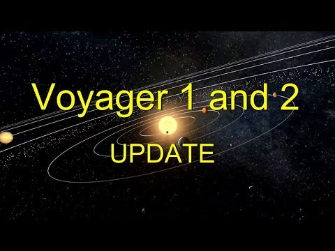 Voyager 1 and 2 - UPDATE Narrated Documentary