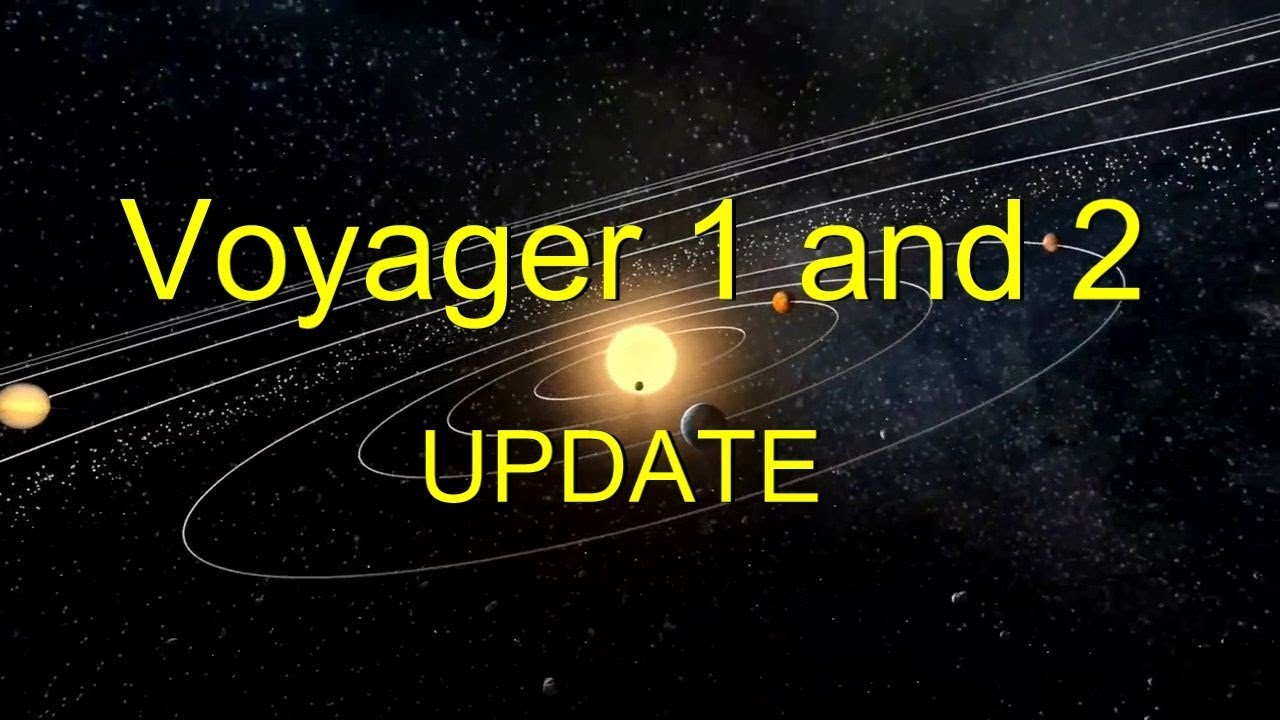 Voyager 1 and 2 2019 UPDATE Narrated Documentary YouTube