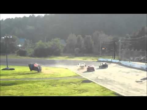 07062013 Canaan Fair Speedway Daredevil Feature