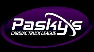 Pasky's Cardiac Truck Series | Playoffs Round 1, Race 1 - Kansas