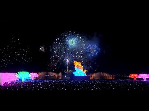 2019台灣燈會在屏東3分鐘全紀錄影片