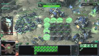The Great Train Robbery Brutal Walkthrough - Starcraft 2: Wings of Liberty