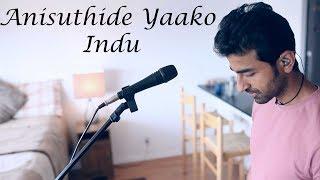 Anisuthide Yaako Indu - Sonu Nigam   Cover By Apratim   Mungaru Male   KRS