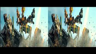 Transformers Dark Of The Moon Blu-ray Trailer In 3d