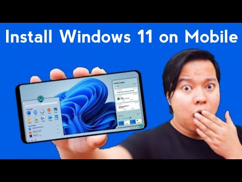 how to install Windows 11 on Android |  windows 11 app
