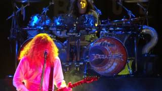 MEGADETH - Set The World Afire LIVE @ The Myrtle Beach House of Blues 12/7/2013