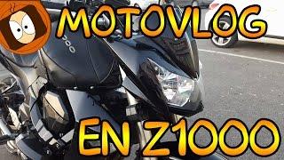 MOTOVLOG # Z1000 / VIDANGE & NETTOYAGE SUR LE Z !