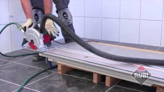 Tilers Online Rubi TC-180 Hand Held Wet Saw