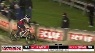 RockShox Innsbruck Pump Track Challenge - Kuypers vs. Bernard
