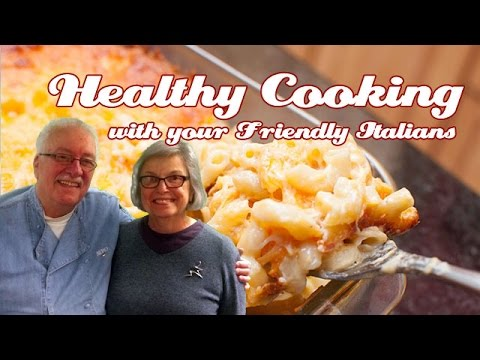 From The P R Macaroni Cookbook Healthy Cooking W Your Friendly Italians 41 Youtube
