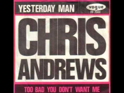Chris Andrews Yesterday Man