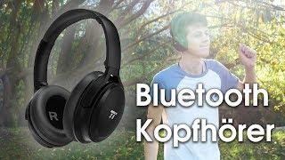 Noice Cancelling Bluetooth Kopfhörer von TaoTronics TT-BH22 - Review