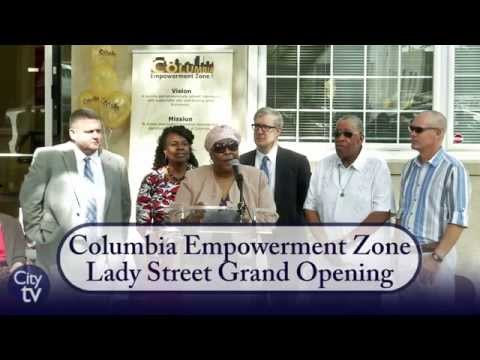 Columbia Empowerment Zone Inc.'s Lady Suites Grand Opening