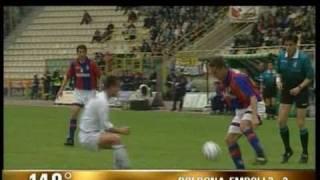Tutti i gol di Roberto Baggio con la maglia del Bologna FC 1909