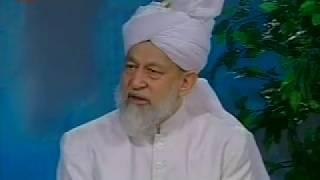 English Mulaqaat (Meeting) on August 9, 1998 with Hazrat Mirza Tahir Ahmad (rh)