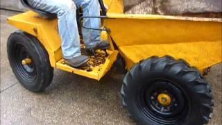 Dumper Lister Diesel Engine Manual Tip