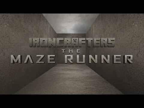 The Maze Runner - Minecraft Labyrinthe
