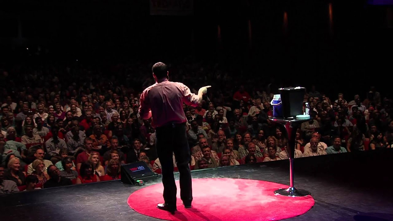 how to prepare tedx talk
