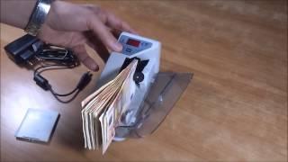 PRO 15: Handy Bill Counter by Novatron