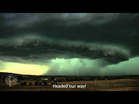 Amazing Supercell and Tornado-Scotts Bluff May 20, 2014