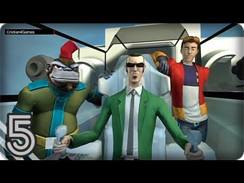 Generator Rex Agent of Providence - » Parte 5 [AQUANNIA] « - Español [HD] Travel Video