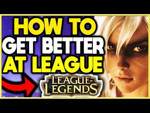 Here's Why You Aren't Getting Better At League! (League of Legends Tips - How To Get Better) thumbnail