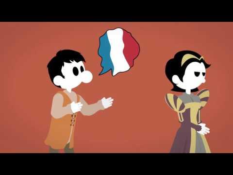 DataFlash : La langue francaise aux yeux du monde #flashtalk