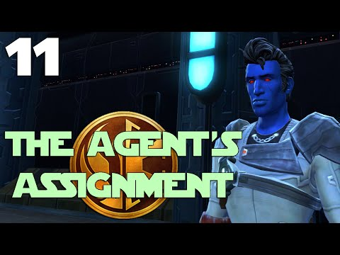 11 - The Agent - Star Wars The Old Republic