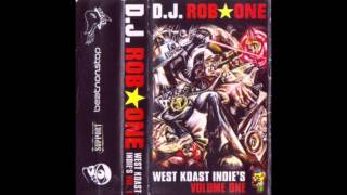 DJ Rob One - West Koast Indie