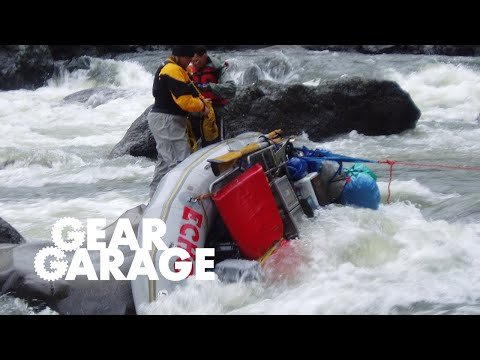 Gear Garage Ep. 65: Two Point Self Equalizing Anchors For Rafts