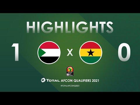 Sudan Ghana Goals And Highlights