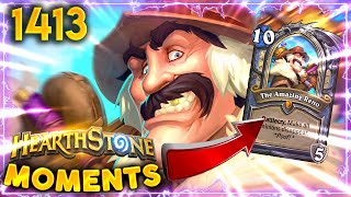 The NEW RENO IS TROLLING EVERYONE | Hearthstone Daily Moments Ep.1413