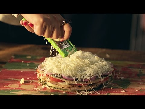 Bombay Chapati Sandwich Recipe | How to Make Sandwich