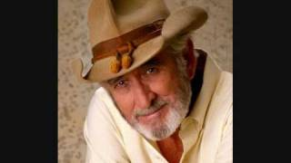 SOME BROKEN HEARTS NEVER MEND (LIVE)   DON WILLIAMS.wmv