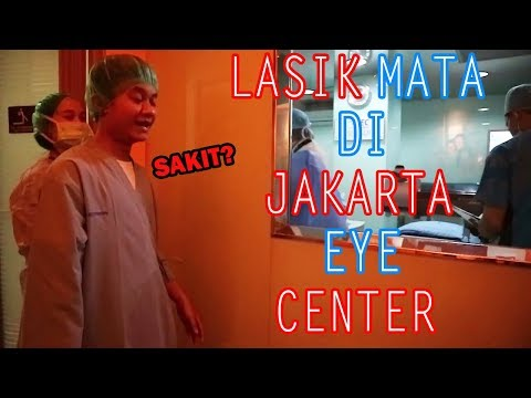 LASIK MATA DI JAKARTA EYE CENTER