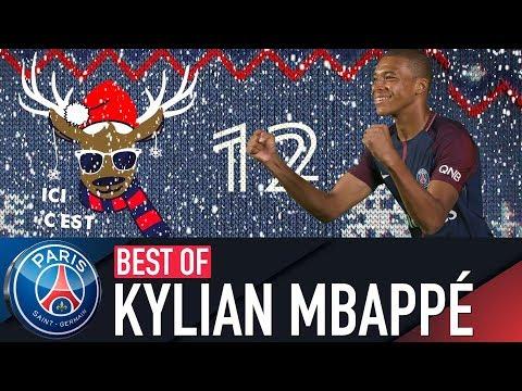 CALENDRIER DE L'AVENT - JOUR 12 - BEST-OF KYLIAN MBAPPÉ