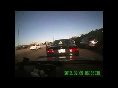 Insurance Scam Prevented By Vehicle Dash Camera In Toronto