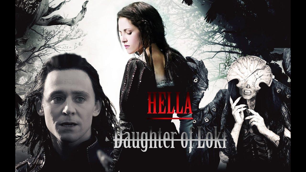 Hella: The daughter of Loki